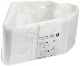 Wkład do pojemników Janibell M450, biały/uniwersalny, 1-pack