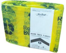 Wkład do pojemników Janibell M450 żółty/tworzywa stuczne, 1-pack