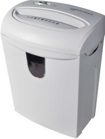 Niszczarka Ideal Shredcat 8220 CC, 6 kartek, P-4/F-1 DIN, biały
