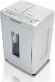 Niszczarka Ideal Shredcat 8283 CC, 6/300 kartek, P-4/Tx-4/Ex-3/O-1/F-1 DIN, biały