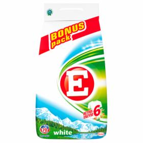 Proszek do prania białego E, 4.9kg