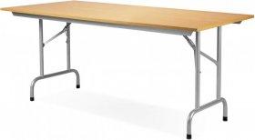 Stół składany Nowy Styl Rico, 160x80cm, buk
