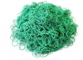 Gumki recepturki Emerson, 30x1.5x1.5, 1 kg, zielony