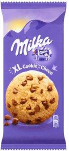 Ciastka Milka XL Cookie Choco, z czekoladą, 184g