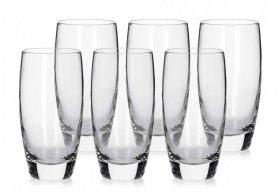 Szklanki wysokie Drink Altom, 350ml, komplet 6 sztuk, przezroczysty