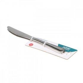 Nóż Altom Leonardo, 2 sztuki, blister, srebrny