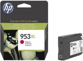 Tusz HP 953XL (F6U17AE), 1600 stron, magenta (purpurowy)