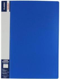 Album ofertowy Biurfol Classic, A4, 60 koszulek, niebieski