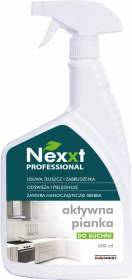 Aktywna piana do kuchni Nexxt, 0.5l