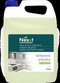 Aktywna piana do kuchni Nexxt, 5l