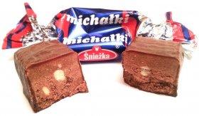 Cukierki Śnieżka Michałki, 1kg