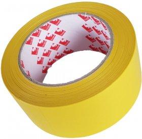 Taśma ostrzegawcza Scapa, 50mm x 33m, żółty