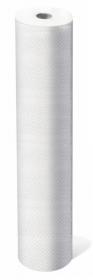 Podkład podfoliowany higieniczny, 2 warstwy, 60cm x 80m, biały