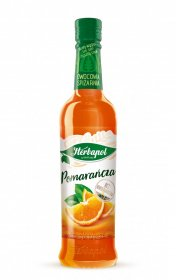 Syrop Herbapol Owocowa Spiżarnia, pomarańcza, 420 ml