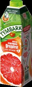 Nektar czerwony grejpfrut Tymbark, karton, 1l