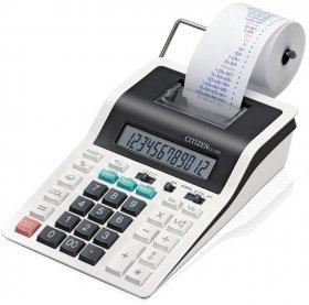 Kalkulator z funkcją drukowania Citizen CX-32N, 12 cyfr, czarno-biały