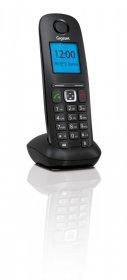 Telefon bezprzewodowy Siemens Gigaset, A540IP, Dect/Voip, czarny
