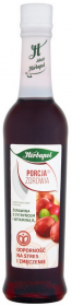Syrop Herbapol, odporność na stres i zmęcznie, żurawina z cytryńcem, witamina B6, 300ml