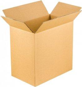 Karton klapowy Ofix Economy, 200x300x350 mm, brązowy