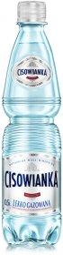 Woda  lekko gazowana Cisowianka, 0.5l