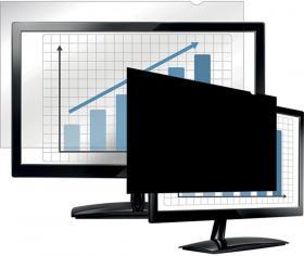 """Filtr prywatyzujący do monitorów Fellowes PrivaScreen, 16:10, 22"""" W - panoramiczny, czarny"""