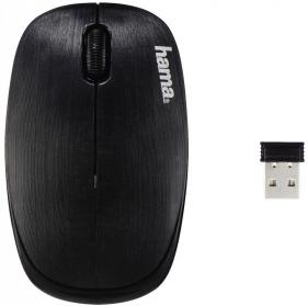 Mysz bezprzewodowa Hama AM-8000, optyczna, czarny