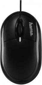Mysz przewodowa Hama AM-8300, optyczna, czarny