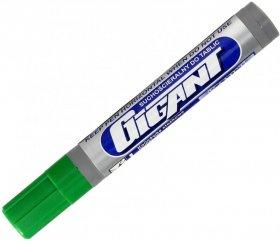 Marker suchościeralny Kamet Gigant, ścięta, 1-5mm, zielony