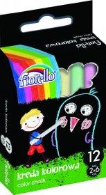 Kreda Fiorello, 12 sztuk, mix kolorów