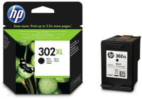 Tusz HP 302XL, 480 stron, black