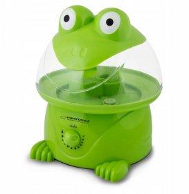 Nawilżacz powietrza Esperanza Froggy, 3.5l, zielony