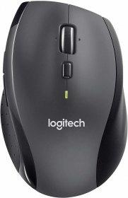 Mysz bezprzewodowa Logitech M705 Marathon, laserowa, czarno-szary