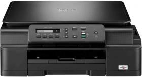 Urządzenie wielofunkcyjne Brother DCP-J105 (DCPJ105YJ1), z drukarką, kopiarką i skanerem, kolor