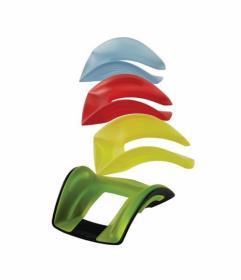 Podkładka pod nadgarstek Kensington, SmartFit Conform, mix kolorów