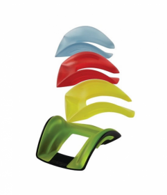 Podkładka pod nadgarstek Kensington SmartFit Conform, mix kolorów