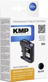 Tusz KMP B55 (LC227XLBK), 25 ml, black (czarny)
