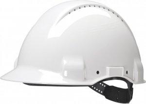 Kask ochronny 3M Peltor G3000 Solaris, biały