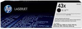 Toner HP 43X (C8543X), 30000 stron, black (czarny)
