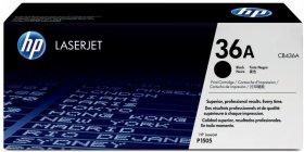 Toner HP 36A (CB436A), 2000 stron, black (czarny)