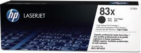 Toner HP 83X (CF283X), 2200 stron, black (czarny)