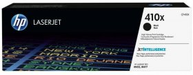 Toner HP 410X (CF410X), 6500 stron, black (czarny)
