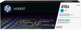 Toner HP 410X (CF411X), 5000 stron, cyan (błękitny)