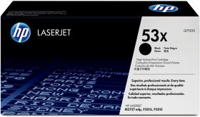 Toner HP 53X (Q7553X), 7000 stron, black (czarny)
