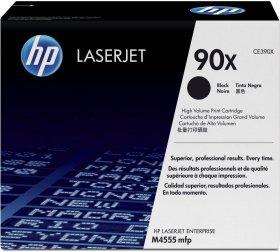 Toner HP 90X (CE390X), 24000 stron, black (czarny)