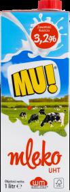 Mleko UHT Wart-Milk MU!, 3.2%, 1l
