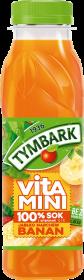 Sok Vitamini Tymbark, banan-marchew-jabłko, butelka, 300 ml