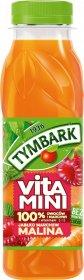 Sok Vitamini Tymbark, malina-marchew-jabłko, butelka PET, 0.3l