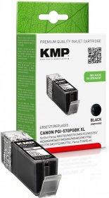 Tusz KMP C107BPIX (PGI570PGBK XL), 500 stron, 22ml, black (czarny)