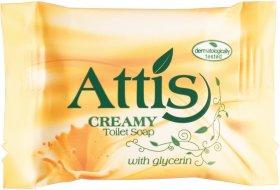 Mydło w kostce Gold Drop Attis, hotelowe, Creamy, 15g (c)