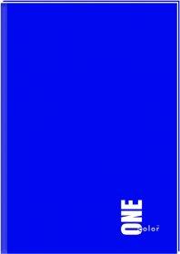Brulion w kratkę Interdruk, A5, twarda oprawa, 192 kartki, mix wzorów